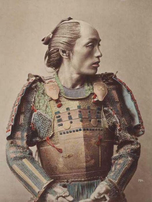 Амуниция самурая.