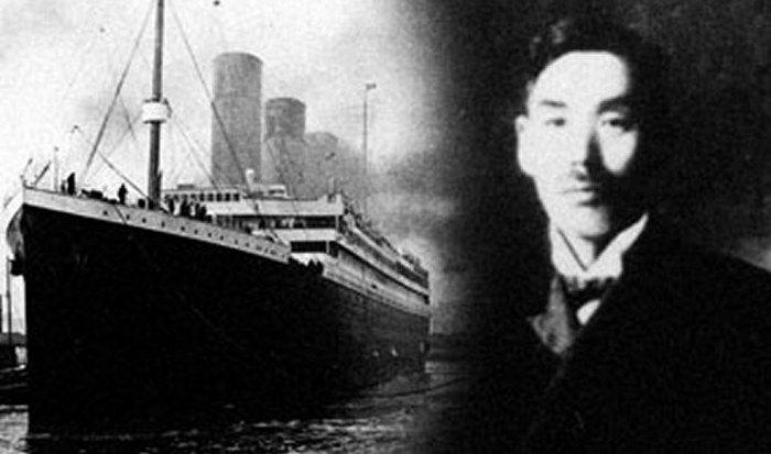 Хосоно Масабуми пережил гибель Титаника.