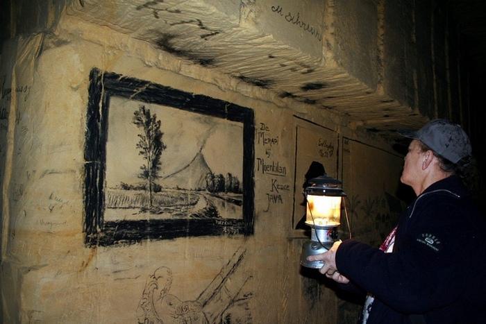 Пещеры Маастрихта: 14ххх.