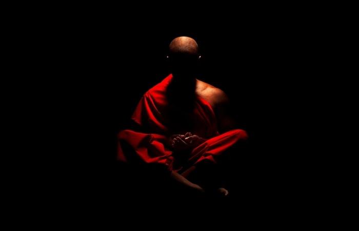 Христос и буддизм.