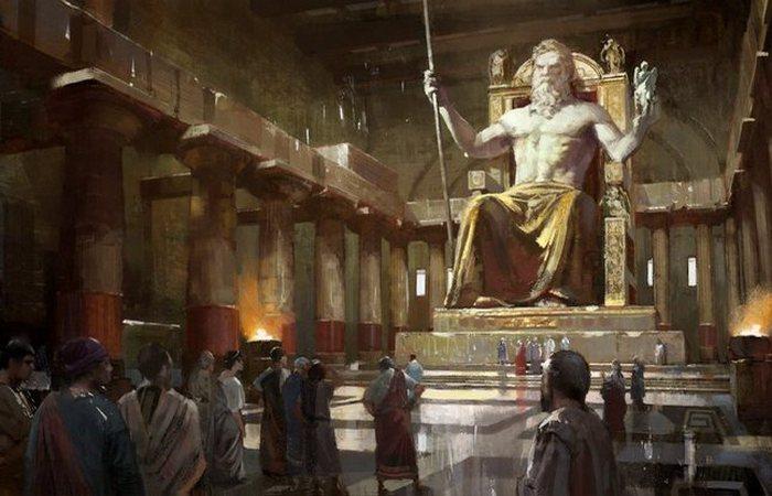 Hail, Zeus!