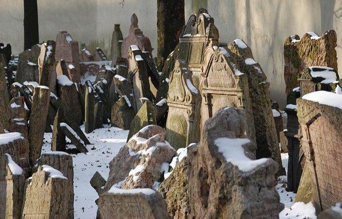 С середины 15-го века, документирование надгробий велось непрерывно.