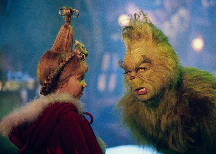 Кадр из фильма «Гринч – похититель Рождества»./фото: mamaplus.md