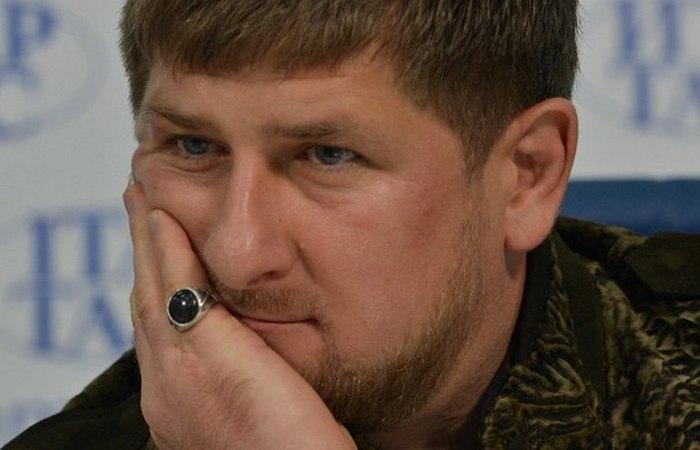 Голубоглазые чеченцы.