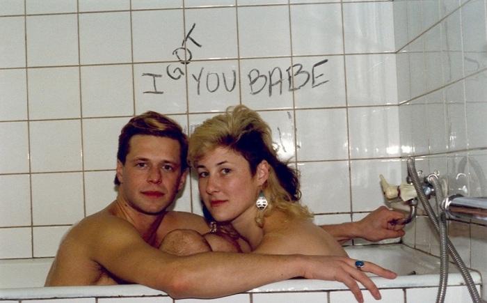 Борис Гребенщиков и Джоанна Стингрей.