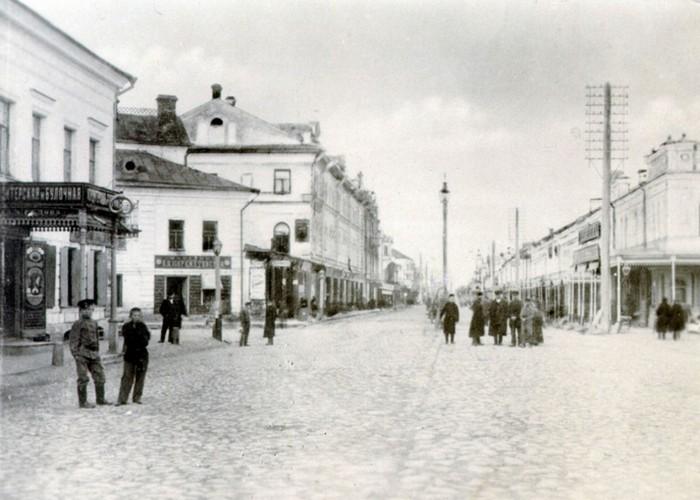 Рыбинск начала 20-го века./Фото: runivers.com