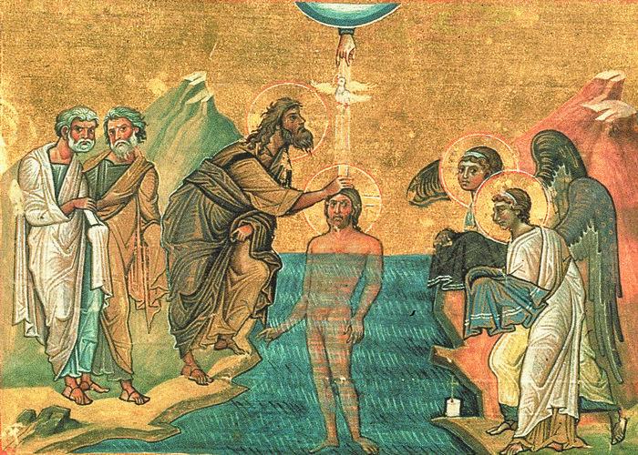 «Богоявление». Храм Успения Пресвятой Богородицы г. Покровск.