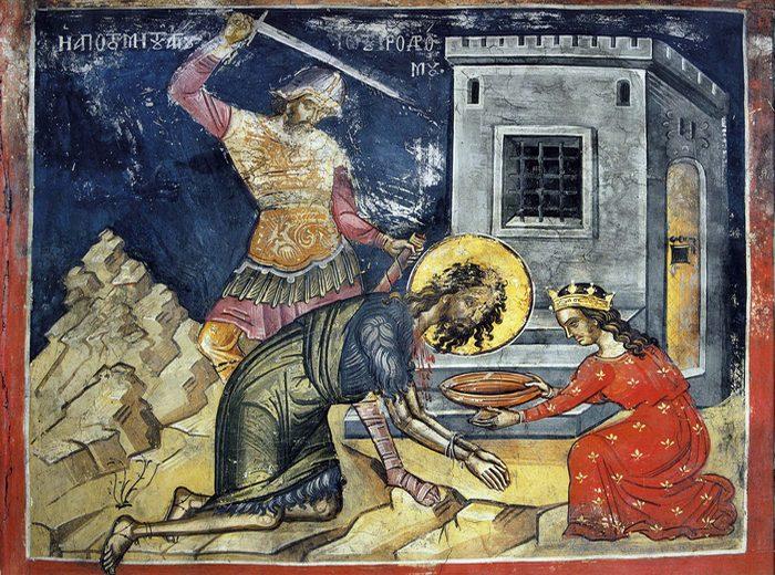 «Усекновение главы Крестителя Господня Иоанна», храм станицы Каневской.