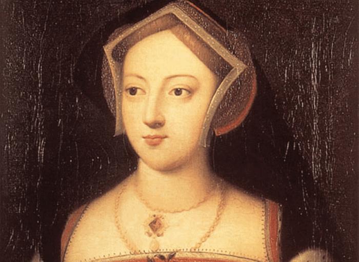 Мария Болейн.