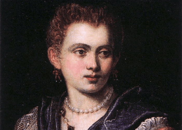 Вероника Франко.