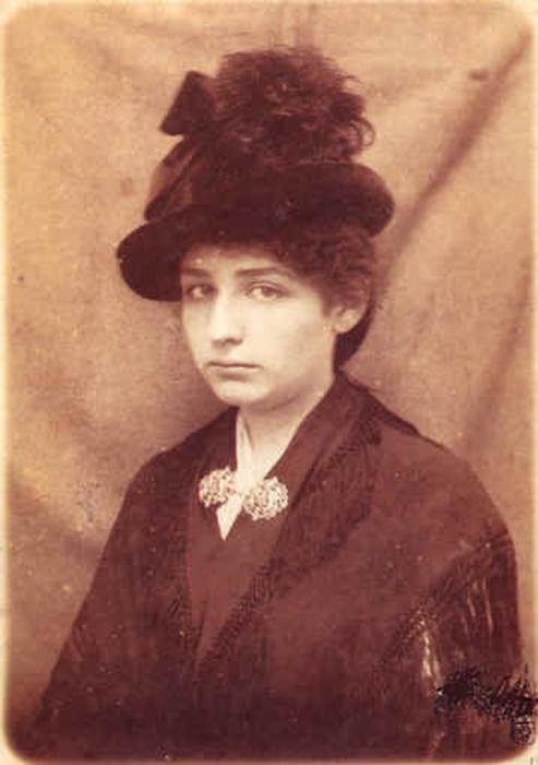 Камилла Клодель.