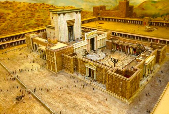 Храм Царя Соломона.