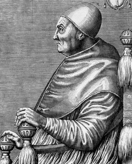 Папа Римский Сикст IV