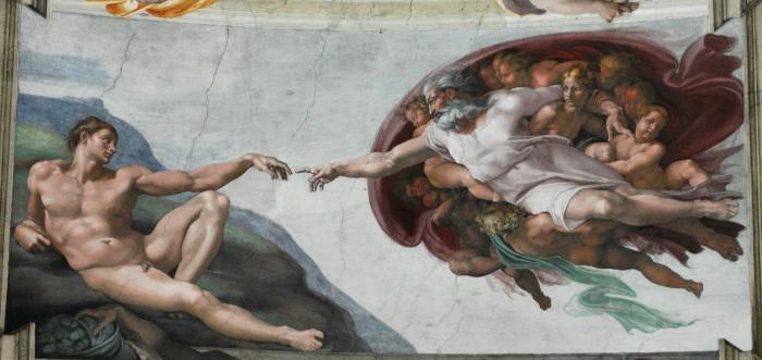 И сегодня от Ватикана требуют ограничить вход в Сикстинскую капеллу ради сохранения фресок.