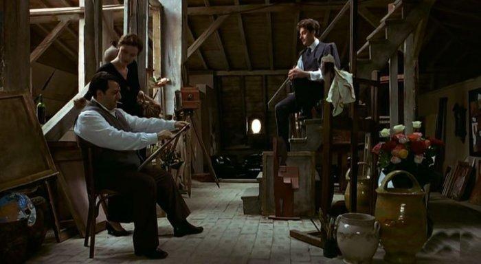 Кадр из фильма «Караваджо».