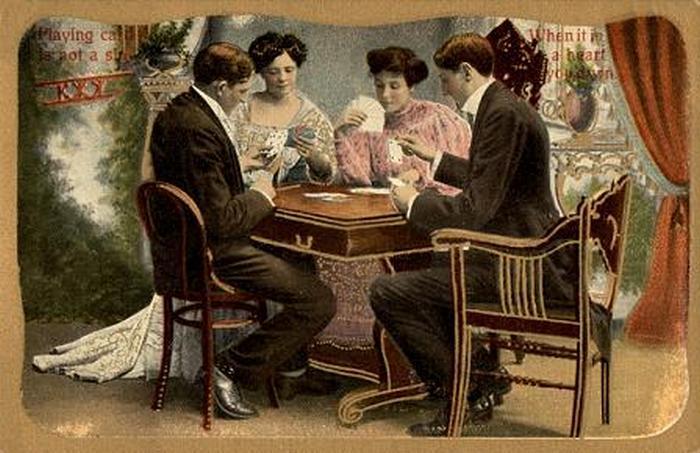 Проиграть в карты жену? Да как нечего делать!