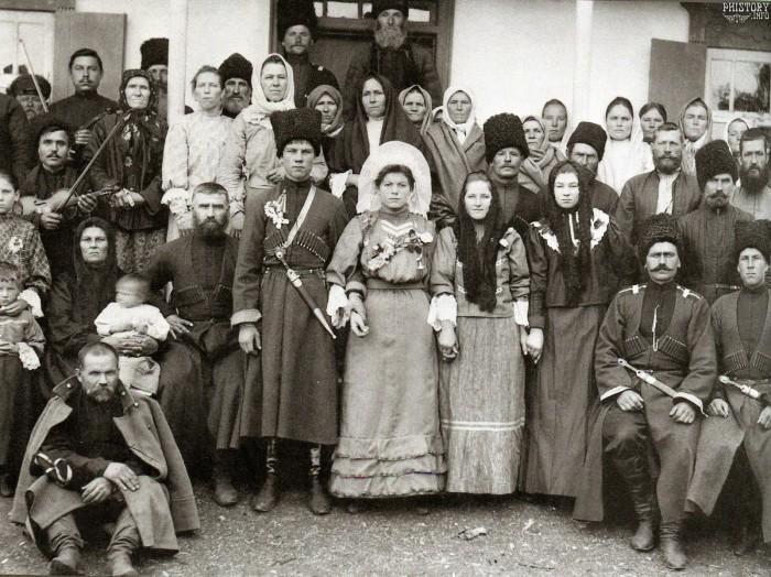 Казацкая свадьба.