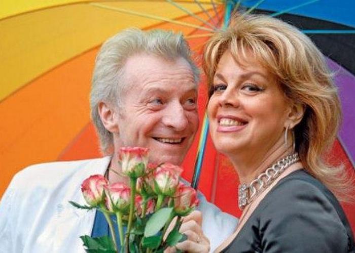 Любовь и Роберт... любовь./фото: rusrep.ru