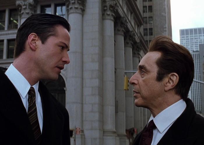 Кадр из фильма «Адвокат дьявола». / Фото: chevy.do.am