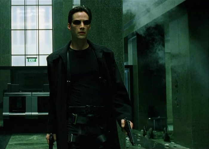 Кадр из фильма «Матрица». / Фото: 2do2go.ru