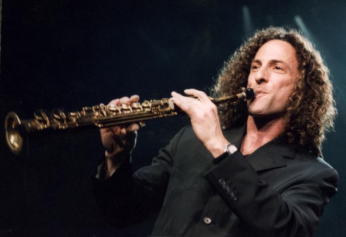 Kenneth Bruce Gorelick и его романтический саксофон.