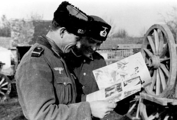 Kоллаборационисты в СССР в годы Великой Отечественной войны.
