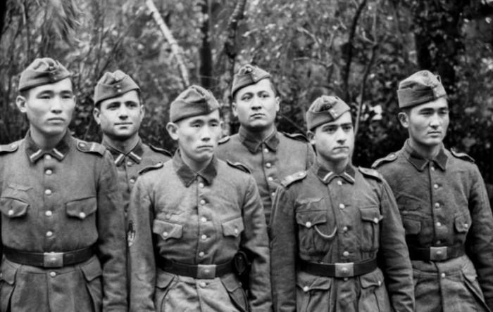 Туркменский батальон.