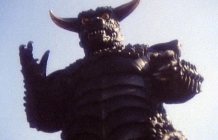 Кадр из фильма «Пульгасари».