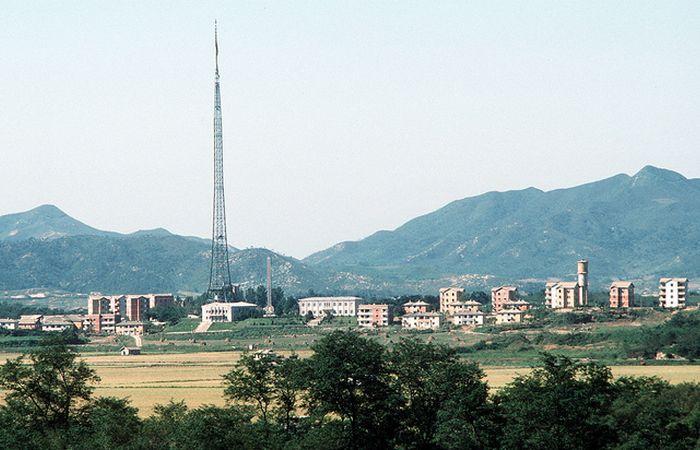 Город Киджонг-Донг («Деревня свободы»).