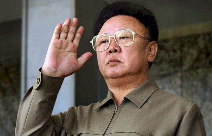 Ким Чен Ир.