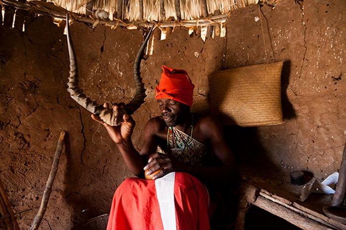 Колдуны Мозамбика.