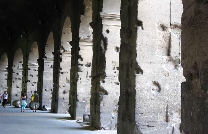 Колизей был предназначен для всех римских граждан.