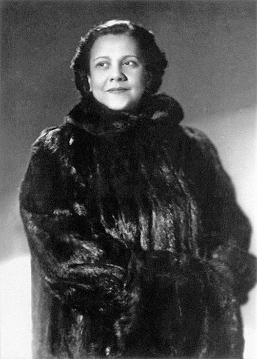 Наталья Кончаловская, 1950 год.