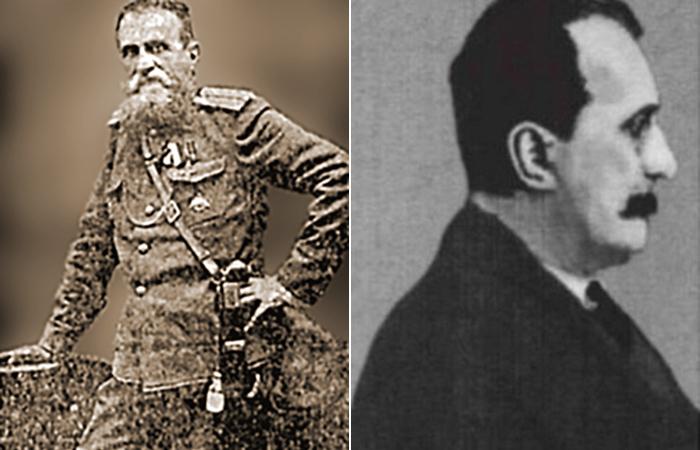 Корнет Николай Савин, граф де Тулуз-Лотрек