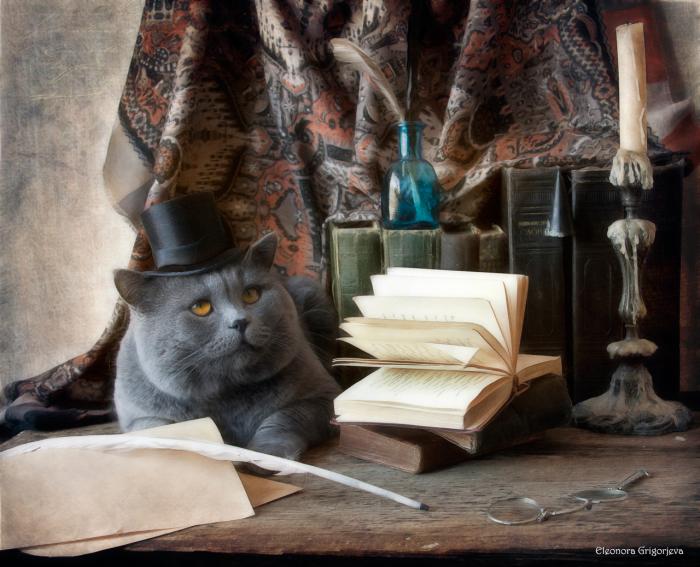 Где ты, Муза... / Фото: Элеонора Григорьева.