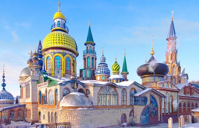 Казань, Татарстан.
