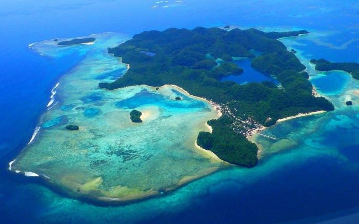 Остров Сиаргао, ставший спасением для Станислава Курилова.
