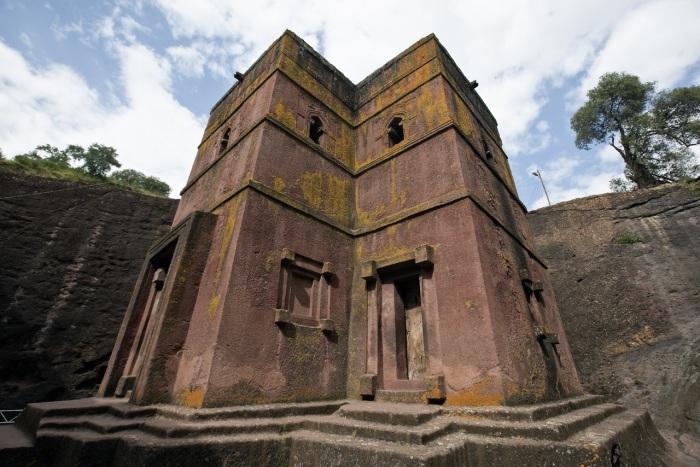 Храмовый комплекс Лалибэла.