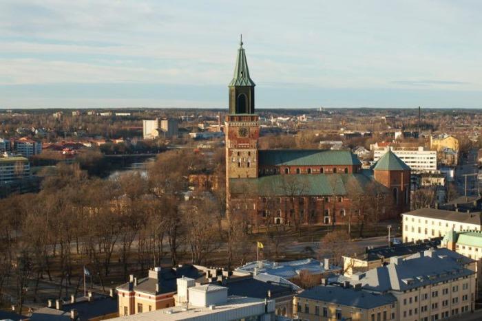 Финский город, который любят русские.