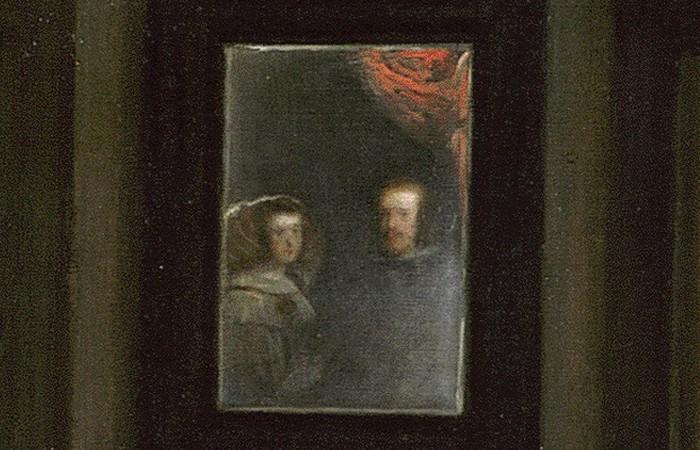 Король Испании Филипп IV и его жена Марианна Австрийская.