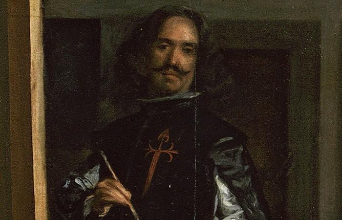 Веласкес был придворным художником короля.