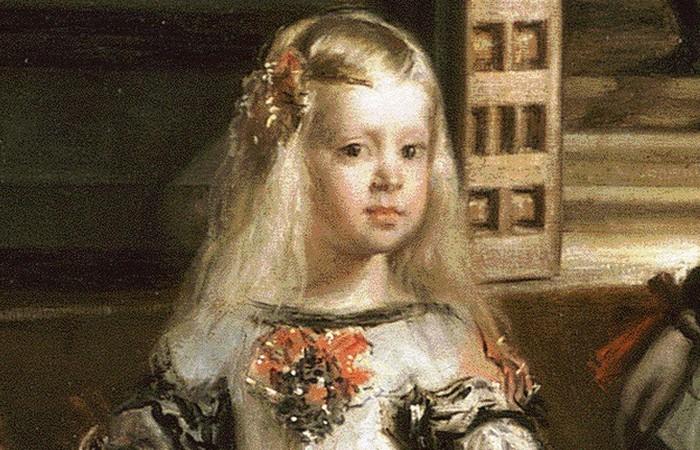 Уже через 10 лет инфанта Маргарита Тереза станет императрицей, супругой Леопольда 1 императора Священной Римской империи, короля Чехии и Венгрии.