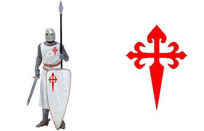 Рыцарь ордена Сант-Яго.