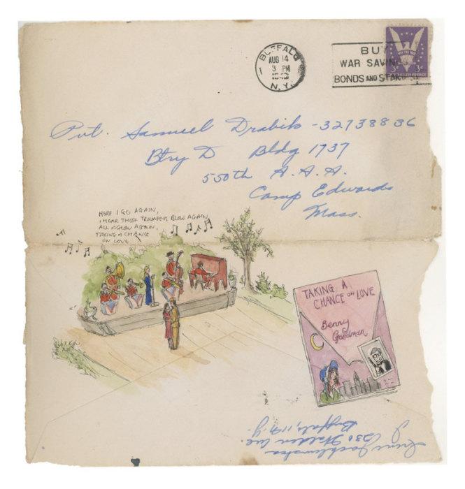 Письма с чердаков.