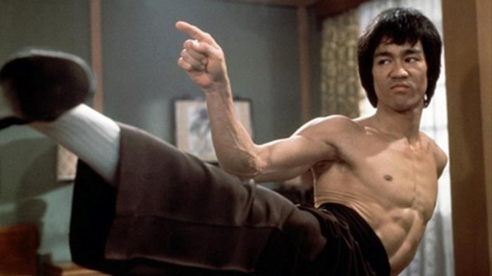 Стиль Вин Чун - один из любимых стилей Брюса Ли.