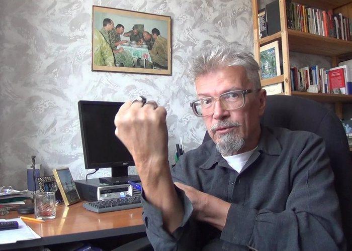 17. Писатель и политик Эдуард Лимонов./ Фото: gazetanova.ru