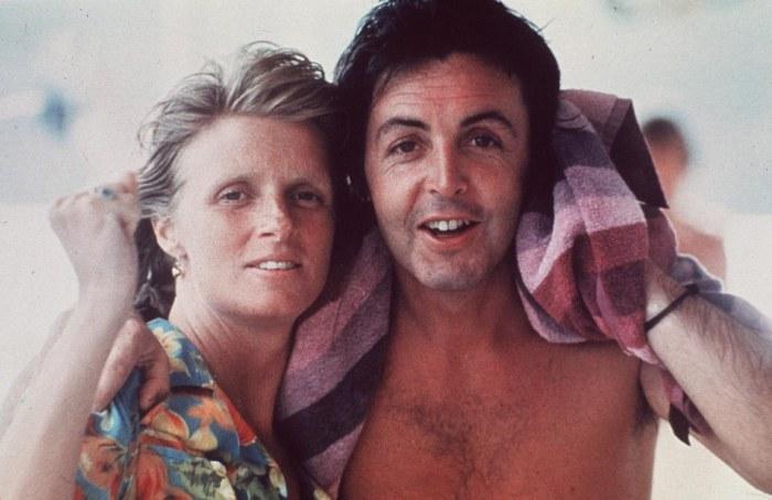 Линда Истман и Пол Маккартни: история любви самый преданной пары в мире шоу-бизнеса.