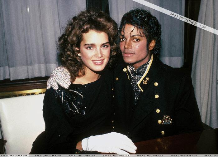 Майкл и Лиса Мари в Лондоне, 1997