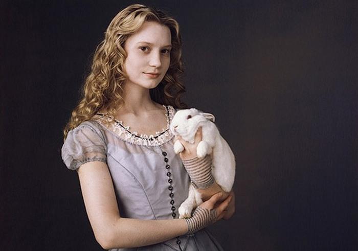 Алиса.