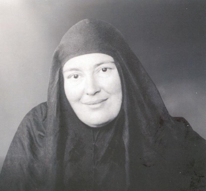 Мать Мария.